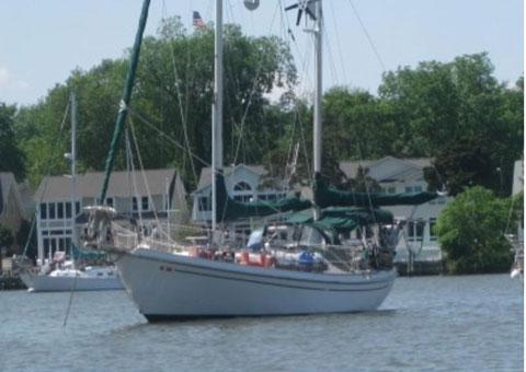Allied Seawind II, 32, 1979 sailboat