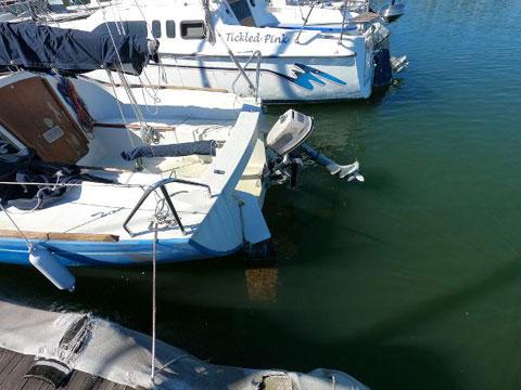 Beneteau First 21 Swing Keel, 1993 sailboat