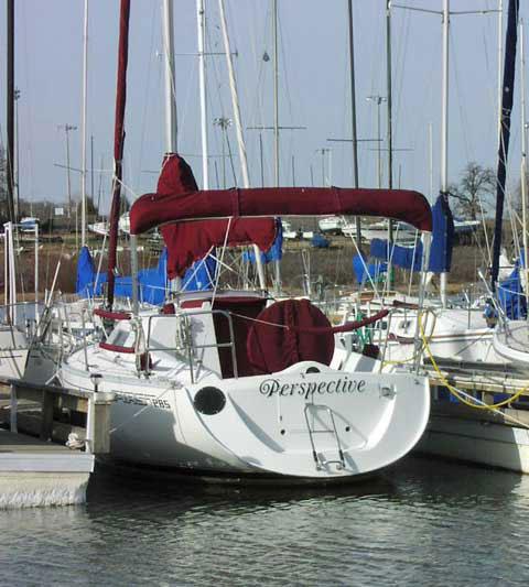 Beneteau First 285, 1988 sailboat