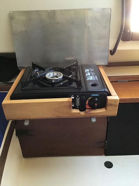 Blackwatch 24, 1980 sailboat