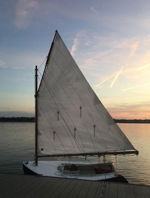 Bolger Bobcat, 2007 sailboat