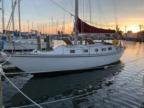 Bristol 40, 1975 sailboat