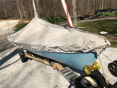Buccaneer, 1976 sailboat
