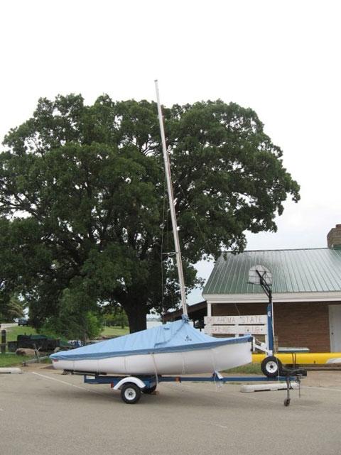 C-Lark 14, 1976 sailboat