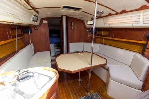 Cal 33, 1987, sailboat