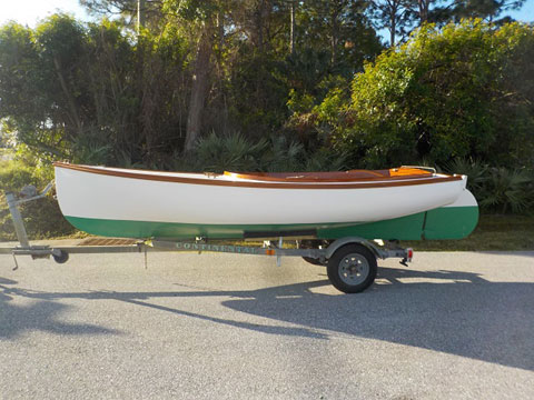 Cape Dory Handy Cat sailboat