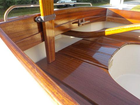 Cape Dory Handy Cat sailboat