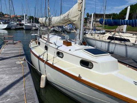 Cape Dory 30 Cutter, 1980 sailboat