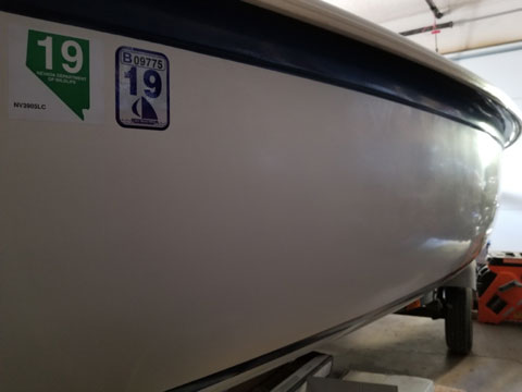 Capri 14.2, 1991 sailboat