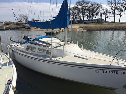 Catalina 22, 1985 sailboat
