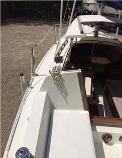 Catalina 22ft, 1994 sailboat