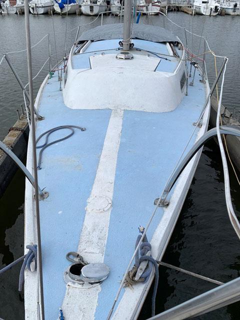 Catalina 27, 1974 sailboat