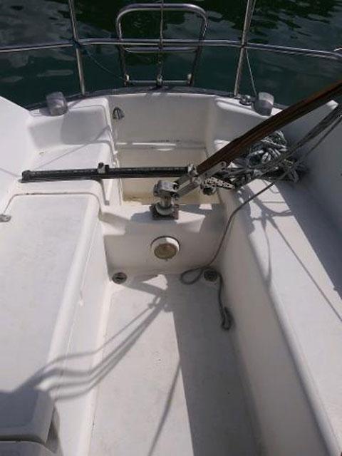 Catalina 27, 1979, sailboat