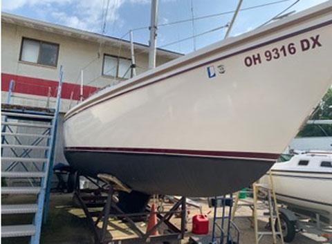 Catalina 27, 1989 sailboat