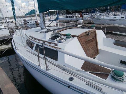 Catalina 28, 1991 sailboat