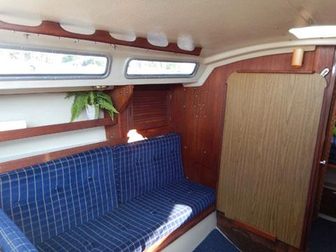 Catalina 30 Tall Rig sailboat