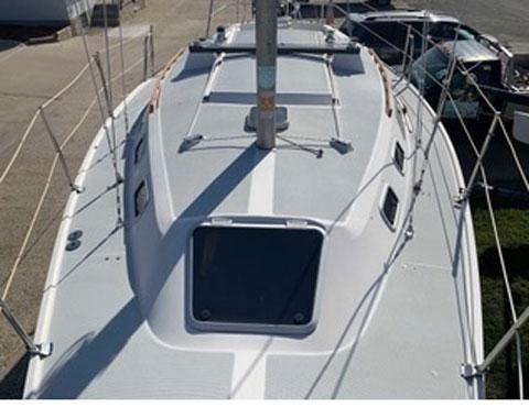 Catalina 30 Mk II, 1991 sailboat
