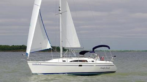 Catalina 309, 2006 sailboat