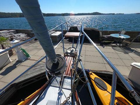C & C Landfall 43, 1984 sailboat