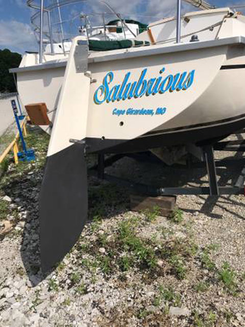 Columbia 23, 1974 sailboat