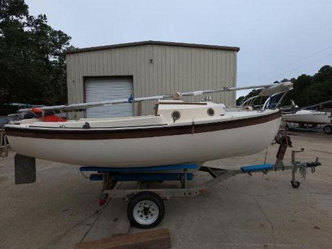 Com-Pac 16, 1986 sailboat
