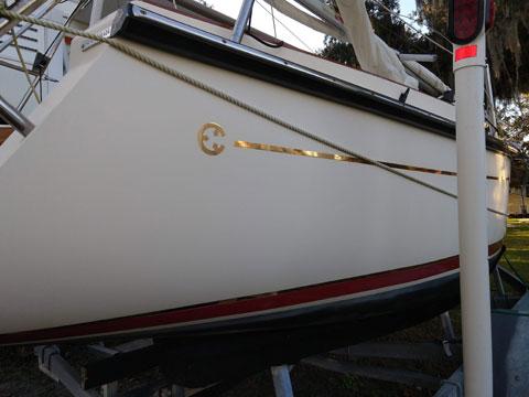 Com-Pac Eclipse 21', 2005, sailboat