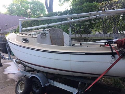 COMPAC SUNCAT, 2000 sailboat