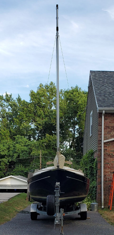 Com Pac Sun Cat, 2013 sailboat