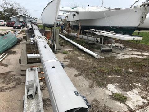 Condor 40 sailboat