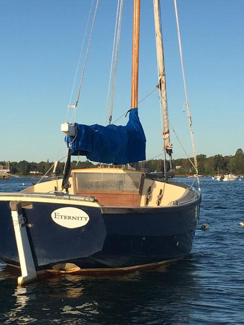 Cornish Crabbers Shrimper, 1985 sailboat