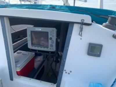 Corsair 24 MK KK, 2006 sailboat