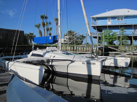 Corsair F24 Mark 1, 1994 sailboat