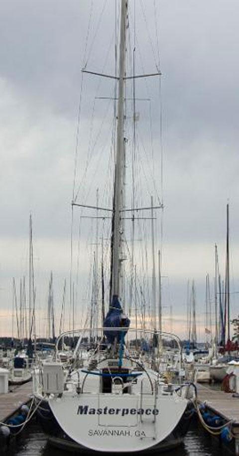 Dehler 39, 2001 sailboat