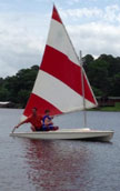 Dolphin Senior sailboat