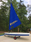 1990 Escape Expedition 14.5 sailboat