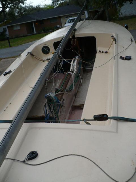 Flying Scot, 1964 sailboat