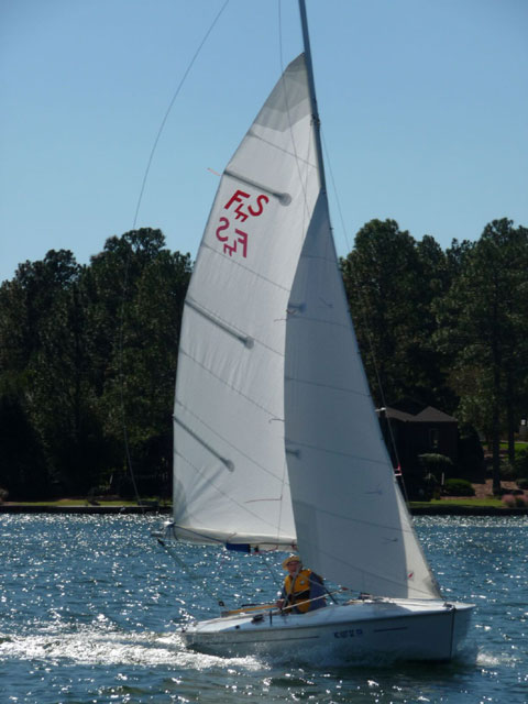 Flying Scot, 2010 sailboat