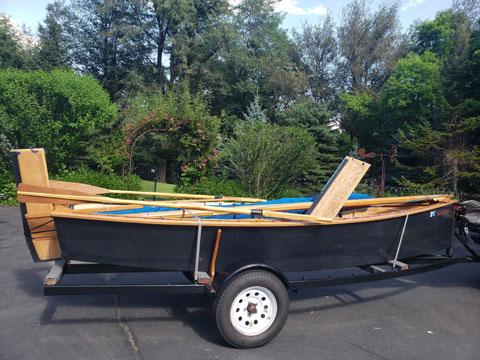 Goat Island Skiff, 2017 sailboat