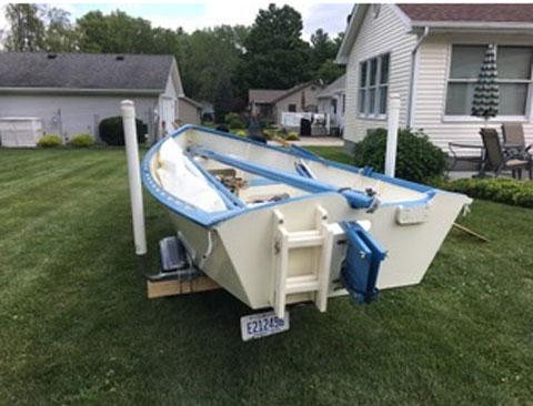 Goat Island Skiff, 2019 sailboat