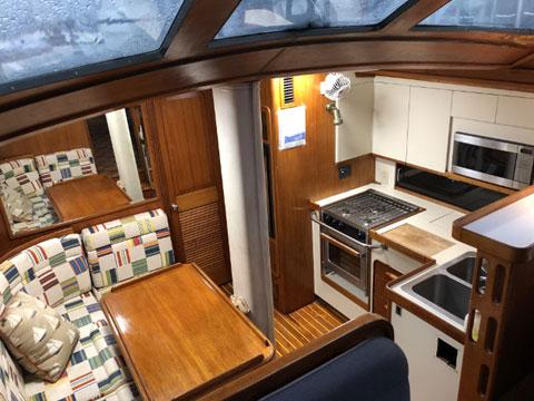 Gulfstar Sailmaster 50, 1985 sailboat