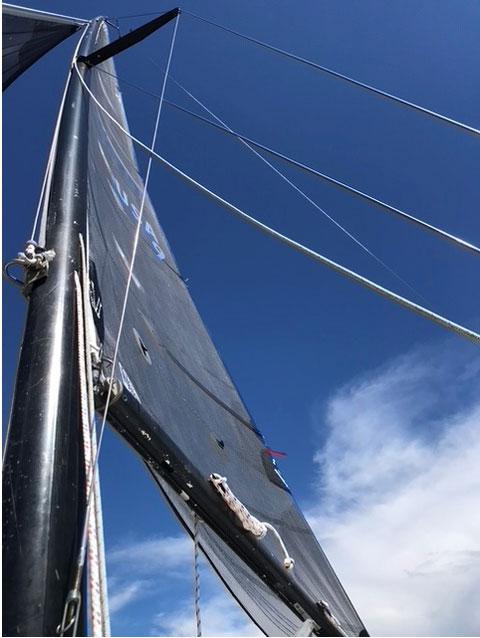 Harmony 22, 1978 sailboat