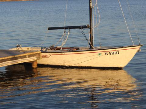Boston Whaler Harpoon 4.6, 1984 sailboat