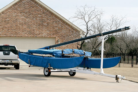 Hobie 16, 1986 sailboat