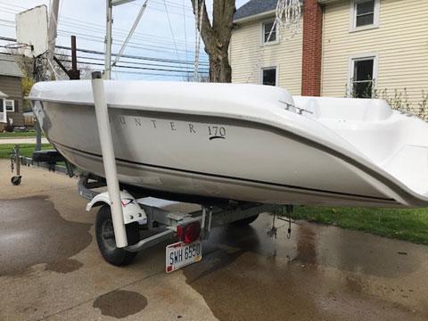 Hunter 170, 2007 sailboat
