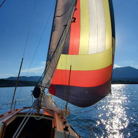Hunter 22, 1982 sailboat