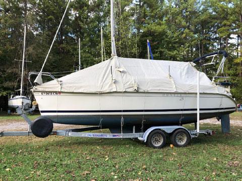 Hunter 25, 2006 sailboat