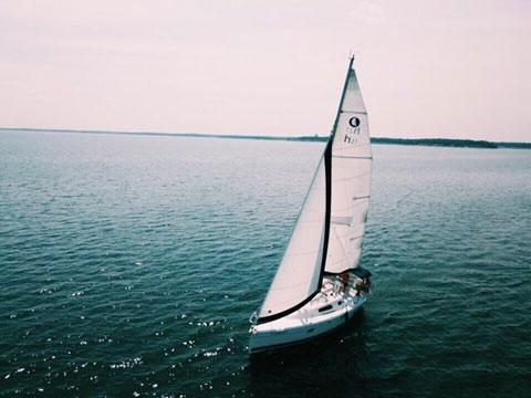 Hunter 27', 2007 sailboat