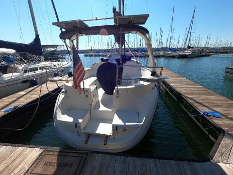 Hunter 310, 1997 sailboat