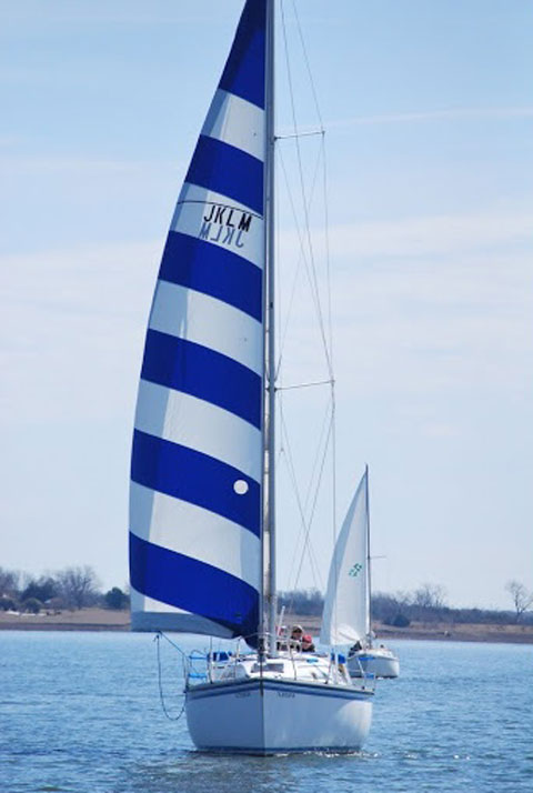 Hunter 31, 1984 sailboat
