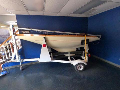 Illusion Mini 12, 1983 sailboat